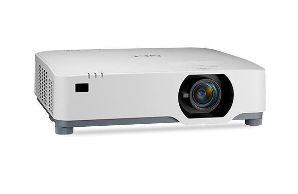מקרן לייזר נק Nec P525WL 5000 ANSI Lumens 1:500,000 HDMI