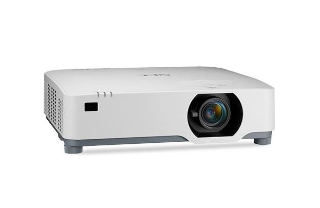 מקרן לייזר נק Nec P525UL 5200 ANSI Lumens 1:500,000 HDMI