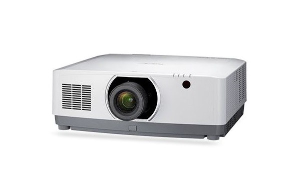 מקרן לייזר נק Nec PA803UL 8000 ANSI Lumens 1:25,000 HDMI