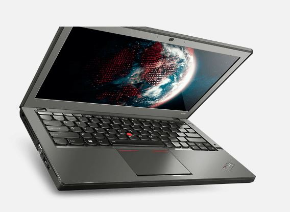 מחשב נייד מחודש לנובו Lenovo ThinkPad X250 Laptop Intel® Core i5-5300U 2.90Ghz 12.5'' HD 8GB RAM DDR3 500GB HDD Win10 Pro
