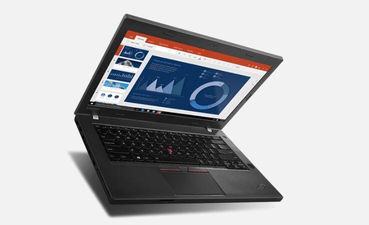 מחשב נייד מחודש לנובו Lenovo ThinkPad 20FN002SUS t460 Laptop Intel® Core i5-6300 3.0GHz 14'' HD 8GB RAM 240GB SSD Win10 Pro