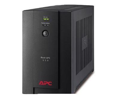 אל פסק ומייצב מתח APC APC Back-UPS 950VA 230V