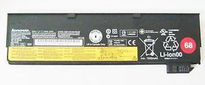 סוללה מקורית למחשב נייד IBM Lenovo T540 Series 6 Cell Lithium-Ion Battery
