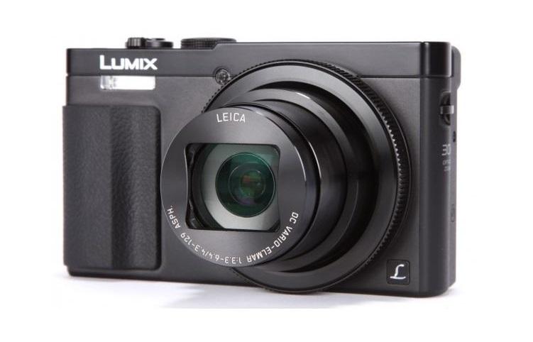 מצלמה דיגיטלית + וידאו פנסוניק PANASONIC LUMIX DMC-TZ70 12.1 Mega Pixel Full HD