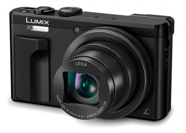 מצלמה דיגיטלית + וידאו פנסוניק PANASONIC LUMIX DC-TZ80 18.1 Mega Pixel 4K