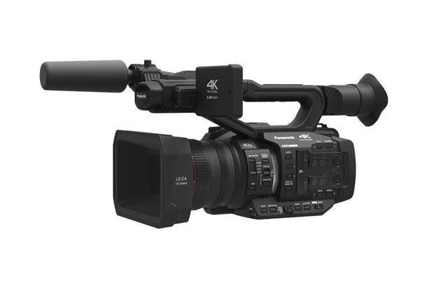 מצלמה וידאו מקצועית פנסוניק עם מסך 3.5 אינץ' PANASONIC AG-UX180 4K