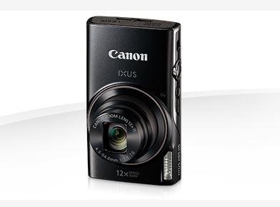 מצלמה דיגיטלית + וידאו קנון Canon PowerShot IXUS-285 20 Mega Pixel Full HD
