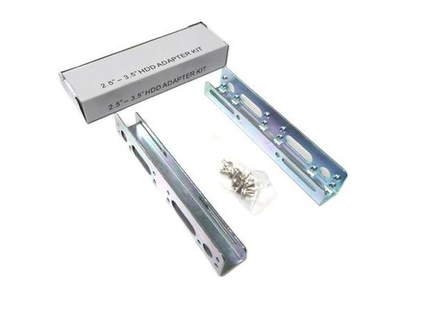 ברקט מתאם לדיסק קשיח GENESYS 5.25'' 3.5'' 2.5'' multiple HDD bracket