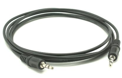 כבל  אודיו זכר/זכר Gold Touch CH-PL-PL-1.8 Audio PL To PL Audio Cable 3.5mm 1.8m