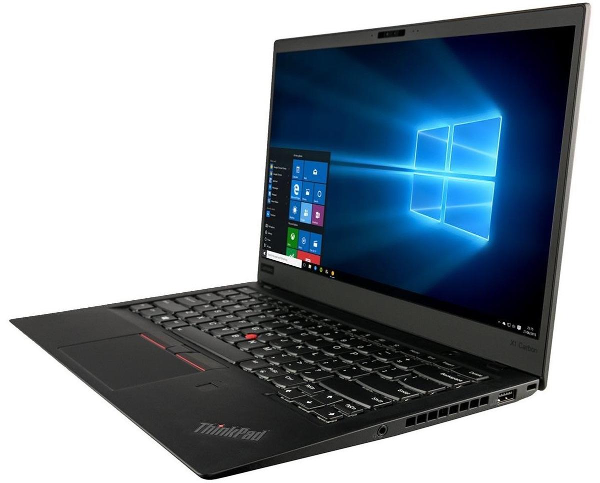 מחשב נייד עסקי לנובו מחודש Lenovo Thinkpad X1 Carbon Intel Core i5-6Gen 2.9Ghz 14'' HD 8GB RAM SSD 240GB M.2 Win10 Pro