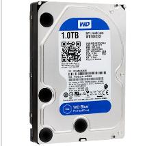 דיסק קשיח ווסטרן דיגיטל Western Digital WD10EZEX 1TB SATA3 64MB 7200Rpm Caviar Blue
