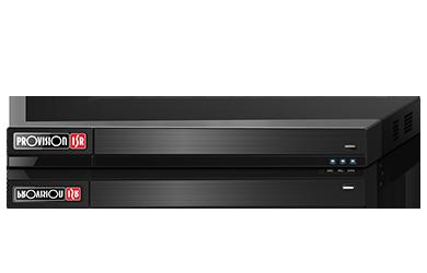 מערכת הקלטה פרוויז'ין עצמאית ל-16 מצלמות Provision NVR8-16400A (1U) 8MegaPixel NVR Standalone IP 2TB 8MP 4K Real Time HDMI
