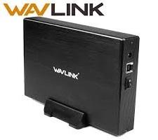 מארז חיצוני לדיסק קשיח בחיבור Wavlink WL-ST337 enclosure USB3.0 TO SATA III 6Gb 3.5 inch