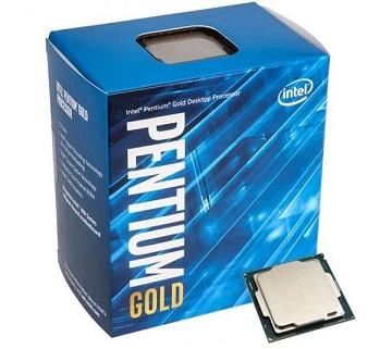 מעבד דור 8 אינטל 2 ליבות Intel® Core Pentium Gold G5400 3.7GHz 4MB LGA1151 2 Cores BOX