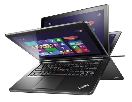 מחשב נייד לנובו מסך מגע מחודש Lenovo ThinkPad Yoga S1 Intel Core™ i5-4300U 2.90GHz 12.5'' Touch Full HD 4GB RAM 120GB SSD Win8 Pro
