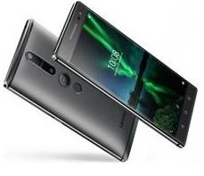 פאבלט טלפון נייד סלולרי לנובו אפור Lenovo Phablet PB2-670M ZA1C0011IL PLUS 6.4'' IPS Full HD Octa-core 3GB RAM 32GB Rom Android 6.0 Gray