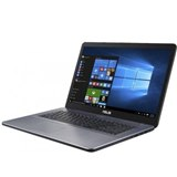 מחשב נייד אסוס אפור Asus  X407UA-BV312 Intel® Core™ i3-7020U 2.3GHz 14'' HD 8GB RAM DDR4 SSD 256GB M.2 Free Dos Grey