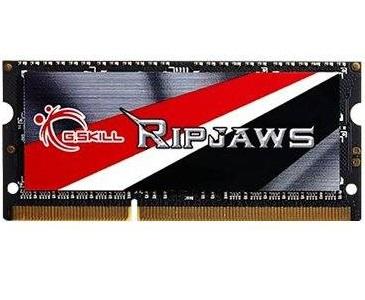 זכרון למחשב נייד G Skill GF3-1600C9S-4GRSL 4GB 1600MHz DDR3 1.35V