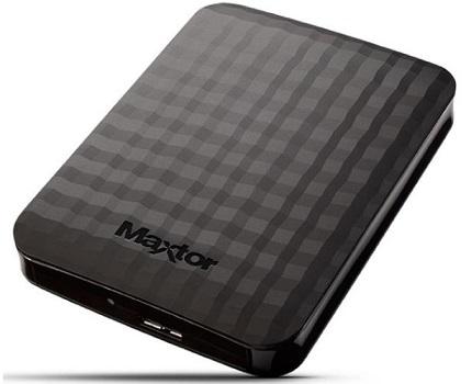 דיסק קשיח חיצוני SEAGATE Maxtor Portable STSHX-M101TCBM EXT HDD 2.5'' USB 3.0 1TB HDD