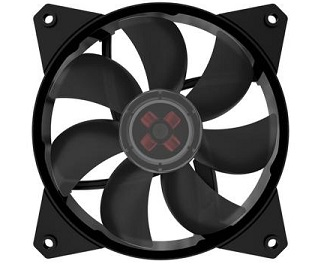 מאוורר שקט למארז קולר מאסטר Cooler Master ML120L 120mm
