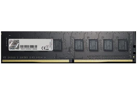 זכרון למחשב נייח ג'י סקיל G.SKILL F4-2400C17S-4GNT 4GB DDR4 2400MHz CL17-17-17-39