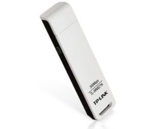 כרטיס רשת אלחוטי TP-Link TL-WN821N 300Mbps Wireless N USB