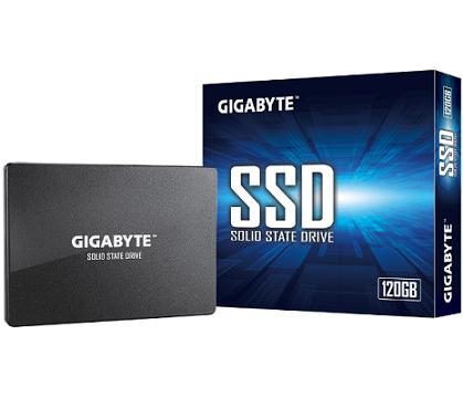 דיסק קשיח פלאש ג'יגהבייט Gigabyte GP-GSTFS31120GNTD UD PRO 120GB SSD 2.5'' SATA3 read up to 500MB/s  write up to 380MB/s
