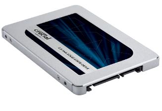 דיסק קשיח פלאש Crucial MX500 CT250MX500SSD1 SSD 250GB SATA3 read up to 560MB/s write up to 510MB/s