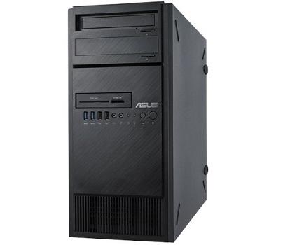 שרת לעסקים קטנים אסוס ASUS TS100-E10-PI4 Intel XEON Quad Core E-2124 4.3GHz 8M Cach 8GB RAM DDR4 SSD 256GB M.2 Free Dos