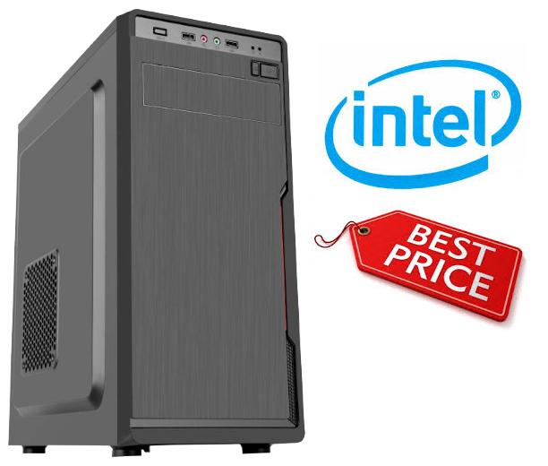 מחשב נייח מעבד אינטל דור 8 Gigabyte GA-H310M-H Intel Quad Core I3-8100 3.6GHz SSD 240GB 8GB DDR4 HDMI