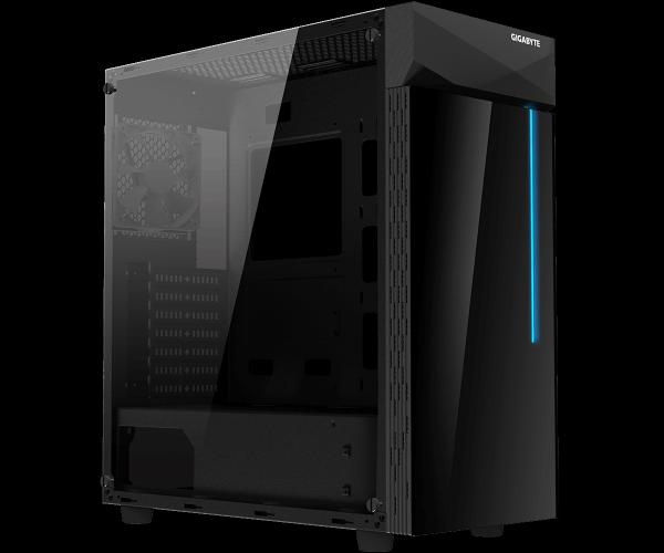 מחשב נייח מעבד אינטל דור 9 Gigabyte GA-Z390 M Intel Eight Core i7-9700 4.7GHz SSD 480GB 16GB DDR4 N-Vidia GeForce GTX 1650 Super GV-N165SWF2OC-4GD HDMI