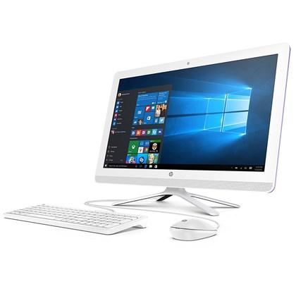 מערכת מחשב עם מסך מגע  HP All In One AI-HP 24-E042CY 24''  Full HD AMD  A9-9400 3.20GHz 4GB RAM 1TB HDD AMD Integrated Radeon  Win10