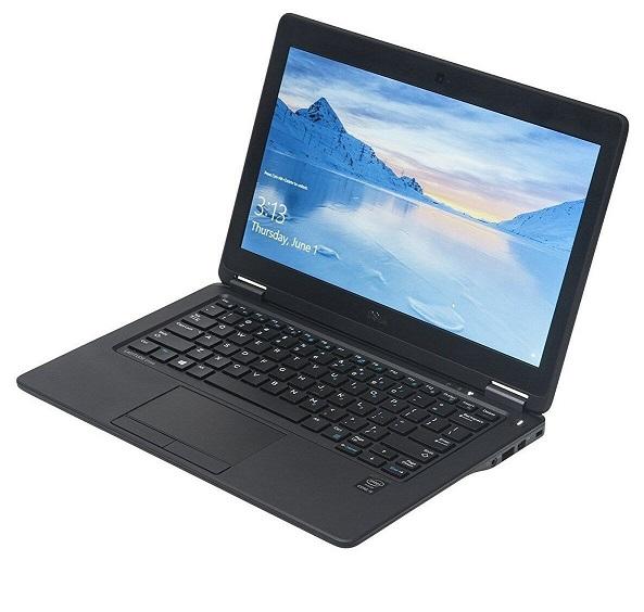 מחשב נייד מחודש דל Dell LaTiTude E7250 Intel Core I5-6300U 3.0Ghz 12.5'' HD 8GB RAM 120GB SSD Win10 Pro