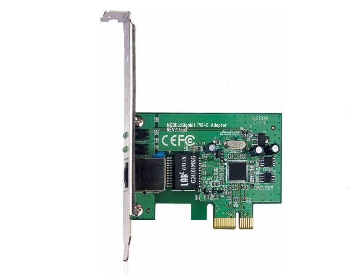 כרטיס רשת קווי EDIMAX EN-9235TX Gigabit 10/100/1000Mbps PCI Express Network Low Profile Bracket