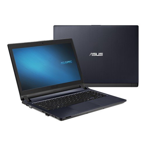 מחשב נייד עסקי אסוס Asus Pro P1440FA-FA1183 Intel Core i5-10210U 4.20GHz 14Inch Full HD 8GB RAM DDR4 SSD 512GB Free Dos Black