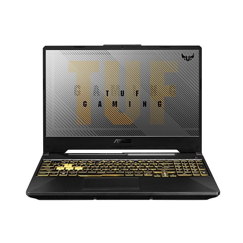 מחשב נייד לגיימרים אסוס  Asus TUF Gaming F15 FX506LU-HN213 Intel Core i7-10870H 5.00GHz 15.6'' Full HD (1920x1080) 16GB RAM DDR4 SSD 1TB M.2 N-VIDIA GeForce GTX 1660 GDDR6 6GB Free DOS