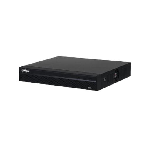 מערכת הקלטה אבטחה IP עצמאית ל-8 מצלמות דוואה Dahua DHI-NVR4108HS-4KS2/L-1TB 1080P Real Time 8Mega Pixel 8Port Standalone 1TB HDMI