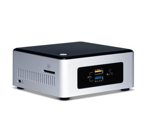 מחשב אינטל נוק קטן וסטרימר Intel NUC BOXNUC5CPYH Intel Celeron® N3050 2M up to 2.16 GHz Non RAM Non SSD Free Dos