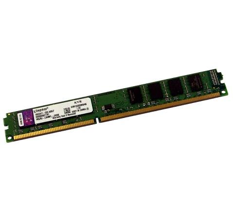 זכרון למחשב נייח קינגסטון עודפי מלאי Kingston KVR1333D3N9/4G 4GB DDR3 1333MHz Non-ECC DIMM
