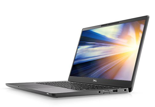 מחשב נייד דל עם קורא טביעות אצבע Dell Latitude L7300-5280 Intel i5-8265U 3.4GHz 13.3'' Full HD 8GB RAM SSD 512GB M.2 Win10 Pro Black