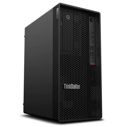 מחשב נייח לעריכות ודיאו/אאודיו לנובו Lenovo P340 Tower Intel Core I9-10900K 5.30GHz 32GB RAM Nvidia Quadro P2200 4GB 512GB SSD NVMe 2TB HDD Windows 10 Pro