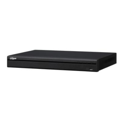 מערכת הקלטה אבטחה IP עצמאית ל-8 מצלמות דוואה Dahua NVR4208-4KS2 1080P Real Time 8Mega Pixel 8Port Standalone HDMI