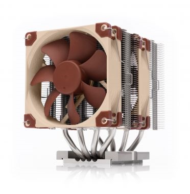 מאורר קירור למעבד מחשב Noctua NH-D9DX-36474U CPU Cooler 205W Fan 90mm High Profile For LGA3647